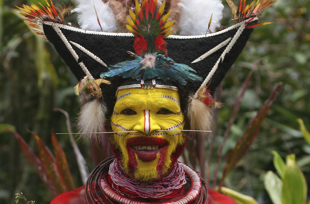 Вовсей красе: традиционные прически стран мира
