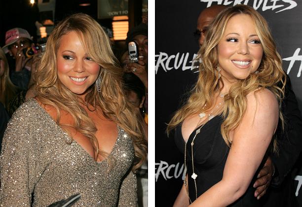 10 звезд, которые похудели после 40 лет.