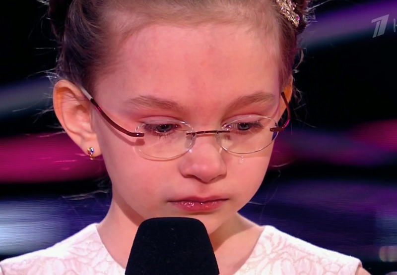 Напопулярном шоуПервого канала устроили травлю восьмилетней девочки