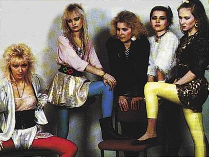 Легенды 1990-х: группа «комбинация», илиДетектив сэлементами мелодрамы