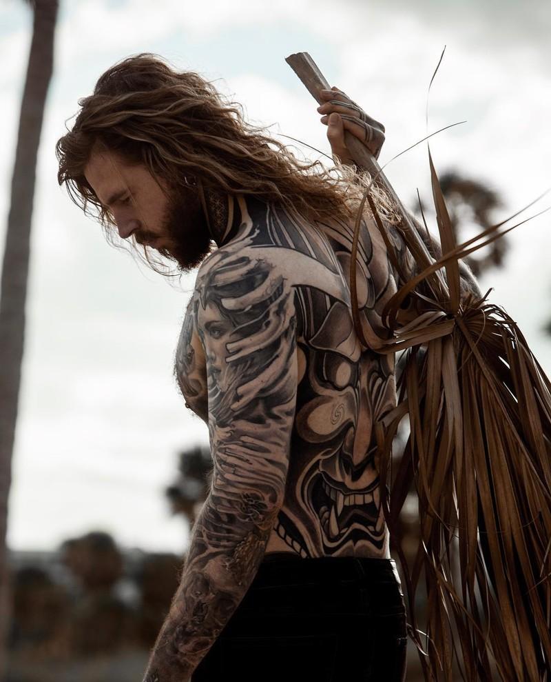 Норвежец Кевин Крикман, страдавший отизбыточного веса, стал моделью