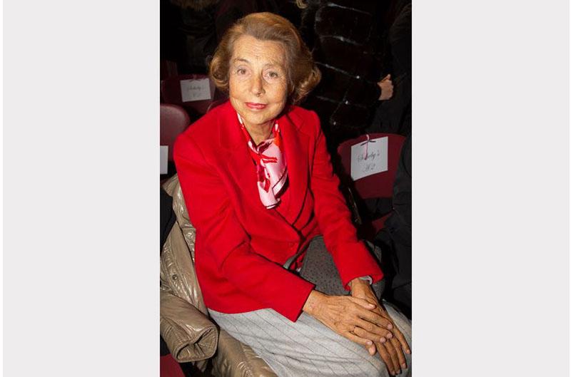 Стиль богатства: что хранится в шкафу самой богатой женщины мира Лилиан Беттанкур?