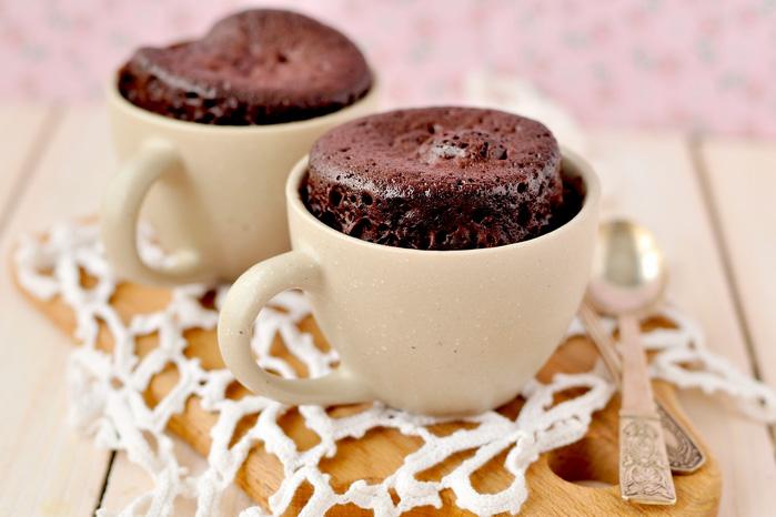 10 восхитительных шоколадных десертов, которые можно приготовить за 10 минут