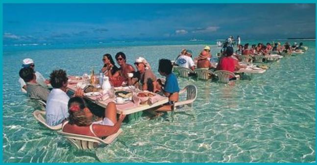 35 ресторанов, которые оставят у вас неизгладимые впечатления!