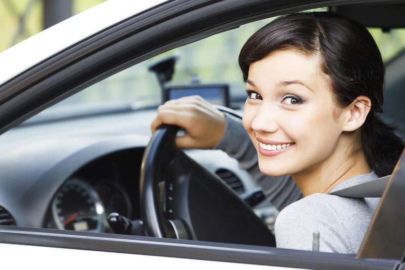 Упражнения для лица, которые можно делать в машине