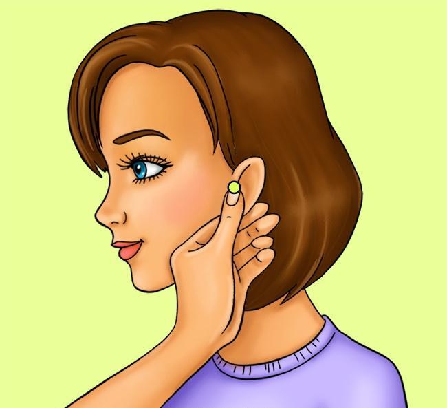 5 точек на теле, которые избавят вас от свисающего жира!