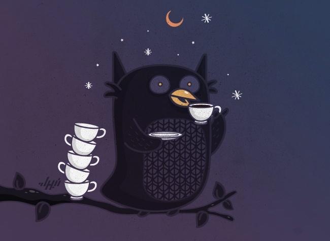 Почему те, кто поздно ложатся спать, — лучшие из нас!