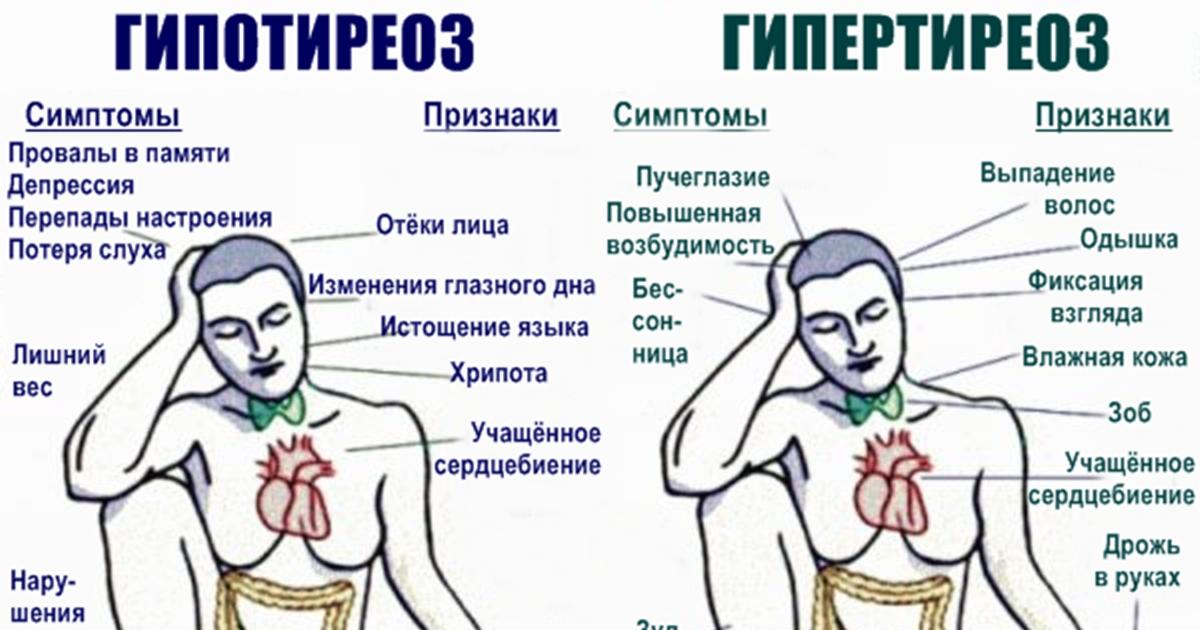 93% людей с проблемами со щитовидкой не знают об этом! Вот вся нужная информация!