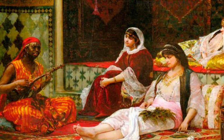 Новая жизнь или конец? Что делали с гаремом после смерти Султана!