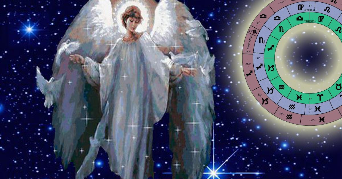 Вот 3 знака зодиака, которые всю жизнь находятся под защитой ангела