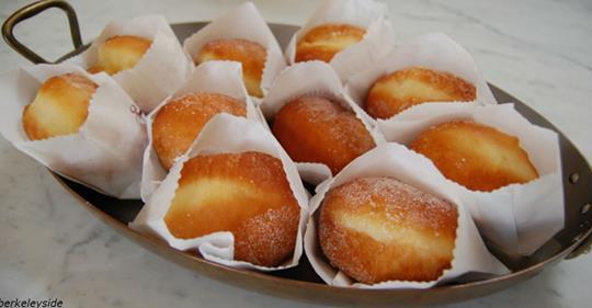 Вот как дома приготовить идеальные пончики, состав которых вы знаете на 100% Супер рецепт!