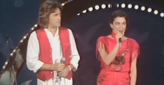 Легендарные «Ricchi e Poveri» — самая романтичная песня 80-х