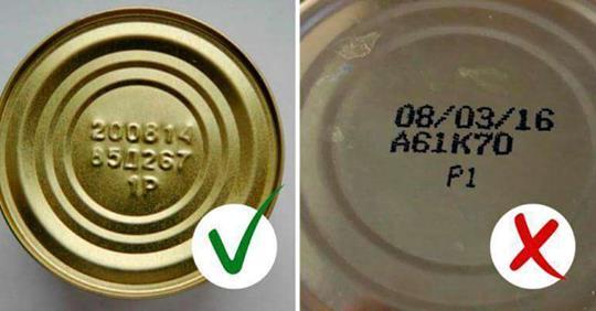 Как правильно выбирать консервы