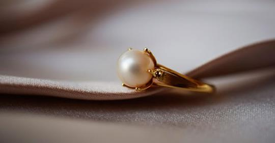 «Кольцо для нищенки». Рассказ