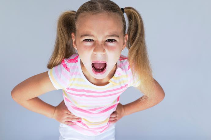 «Семилетней дочери нравится, когда ее наказывают»