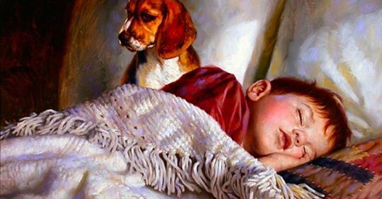 «Берегите своих детей» — трогательный стих Эдуарда Асадова