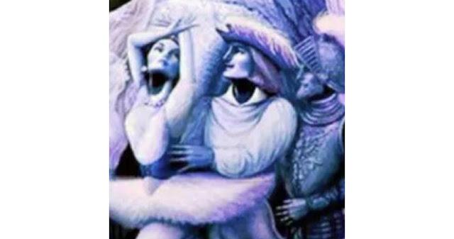 Тест по картинке на тайну вашего подсознания: что вы видите?