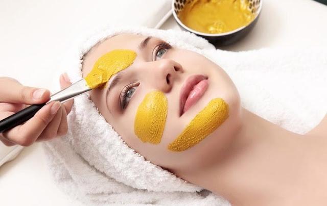Куркума - мощнейшее средство для омоложения кожи. Маски из куркумы