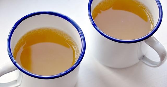 Чай с имбирем: растворяет камни в почках, очищает печень и уничтожает раковые клетки