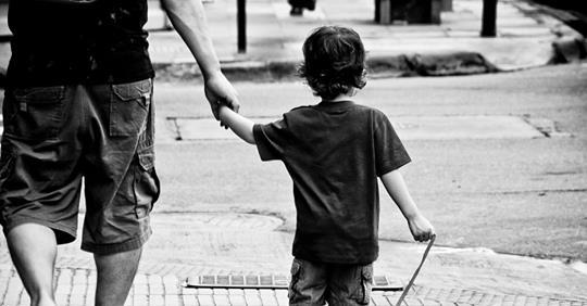 6 вещей, которые ребенок может получить только от отца