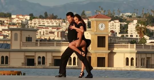Это эмоциональное и страстное танго лишить вас дара речи. Просто невозможно оторваться