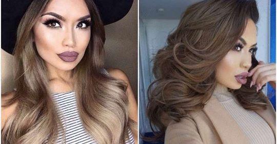 Пепельно-коричневый оттенок волос – ваш новый стиль в 2019 году: 15 трендовых идей окрашивания