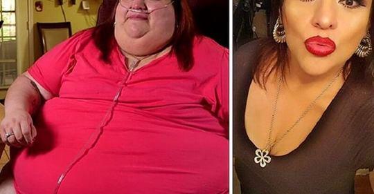 И это одни и те же люди? 20 трансформаций с шоу «Я вешу 300 кг», в которые даже не верится