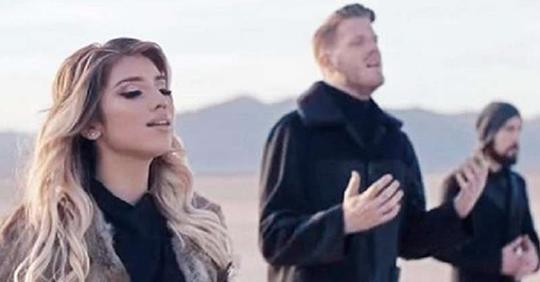 500 000 000 просмотров: их божественная «Hallelujah» бьёт все рекорды