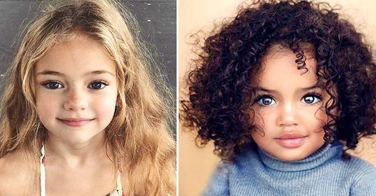 15 фотографий детей, которые выглядят как настоящие ангелочки!