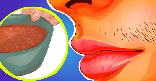 Топ-3 проверенных способа удаления усиков, которые можно легко приготовить дома