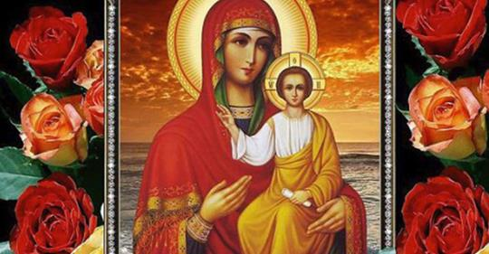Молитва для успокоения души и сердца