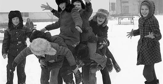 Как мы вообще выжили!? Детям 50-60-70-80-х посвящается!!!