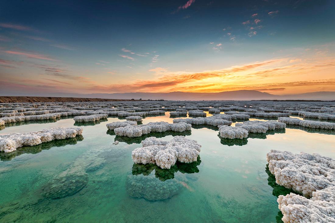 17 удивительных фактов о Мертвом море