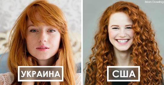 21 фото, доказывающее, что самые красивые девушки – рыжие