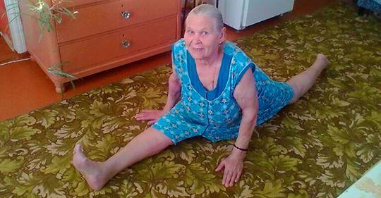 Снимки, которые доказывают, что возраст — это не повод стареть душой!