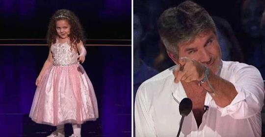 Саймон не верит, что 5-летняя девочка сможет исполнить композицию Синатры, но ошибается – посмотрите, какой восторг вызвала Софи
