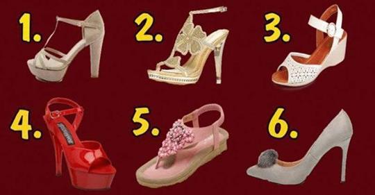 Какую обувь одели? Выбор раскроет кое-что особенное