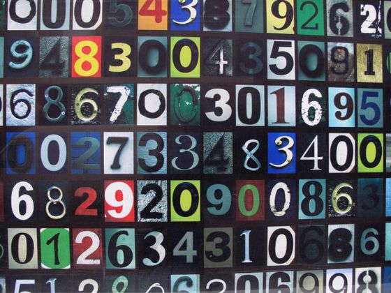 Какое число вы видите лучше всего? И вот что это значит