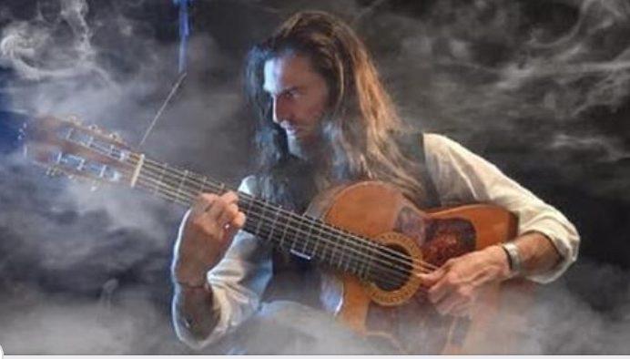 Гитарист. Уровень: Бог