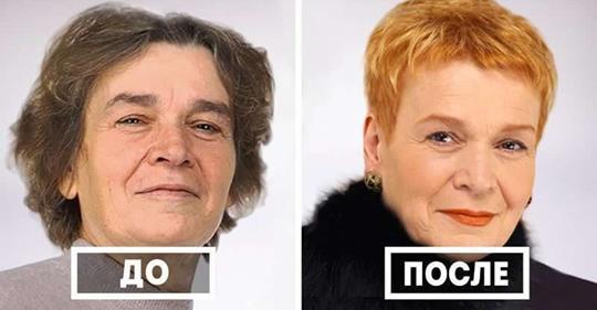 15 обычных женщин до и после работы стилиста.