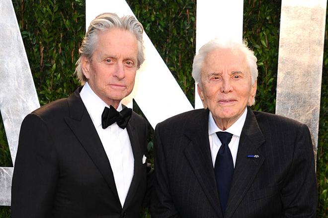 102-летний актер-легенда Кирк Дуглас: «Старость – у человека в голове»