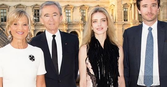 Супруг Натальи Водяновой пожертвовал 200 миллионов евро на восстановление Нотр Дам де Пари