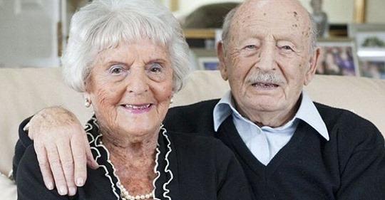 87 лет в браке! Еврейская пара из Англии поставила абсолютный мировой рекорд совместной жизни