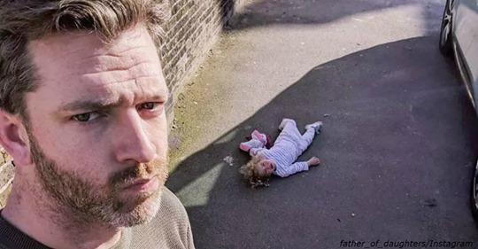 Отец четырех дочерей отказывается приукрашивать свои фото в Instagram