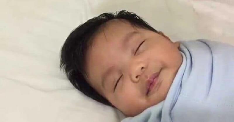 Как уложить ребёнка спать менее чем за 1 минуту. Это гениально!