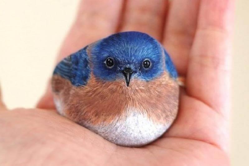 Это просто волшебство: Японка превращает камни в очаровательных животных