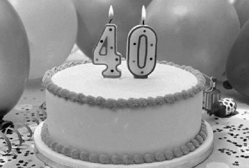 Почему не стоит отмечать 40 летие?