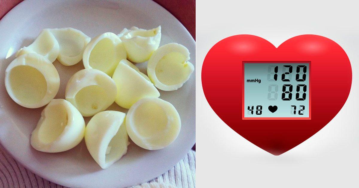 Исследования доказали: вот как влияет употребление белка яиц на здоровье, особенно если вы старше 45 лет!