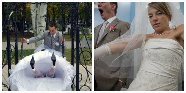 Конкурс невеста года объявляем открытым. Пример того, как делать НЕ надо