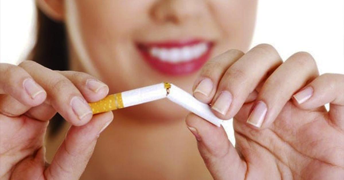 Вот как вывести никотин из организма естественным путем